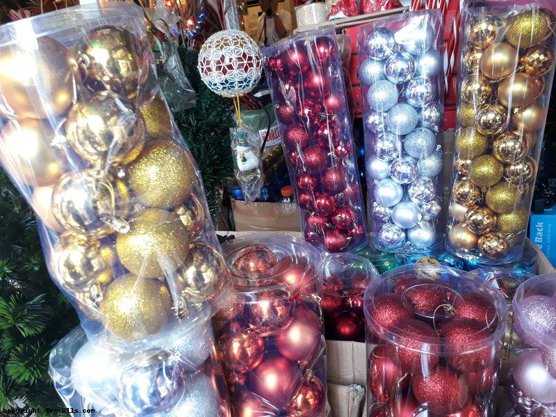 Christmas Decors Divisoria Shopping Malls